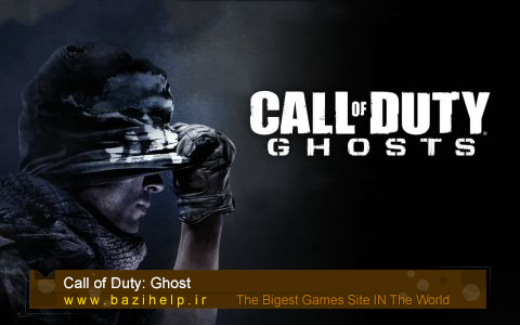 Call of Duty Ghost PC_bazihelp.ir