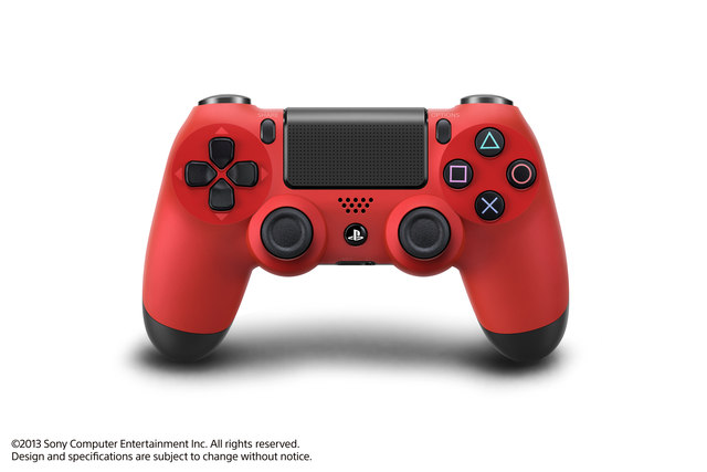 PS4 Conterolers_red_bazihelp.ir