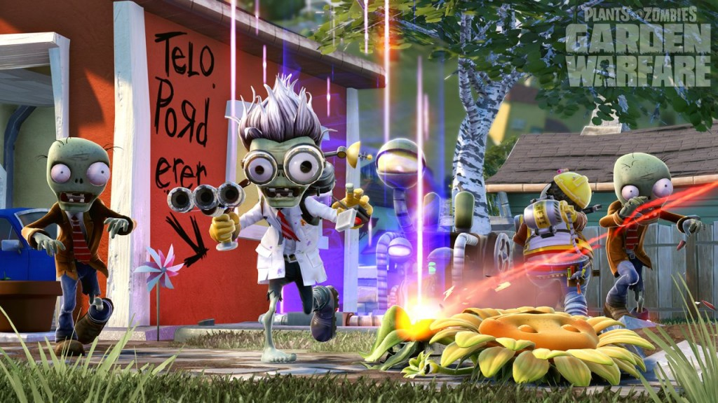 Plants vs Zombies Garden Warfare Pictures_2_bazihelp.ir