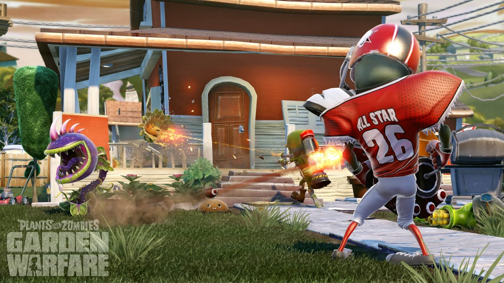 Plants vs Zombies Garden Warfare Pictures_4_bazihelp
