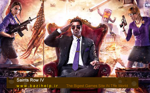 Saints Row IV Trainer_bazihelp.ir