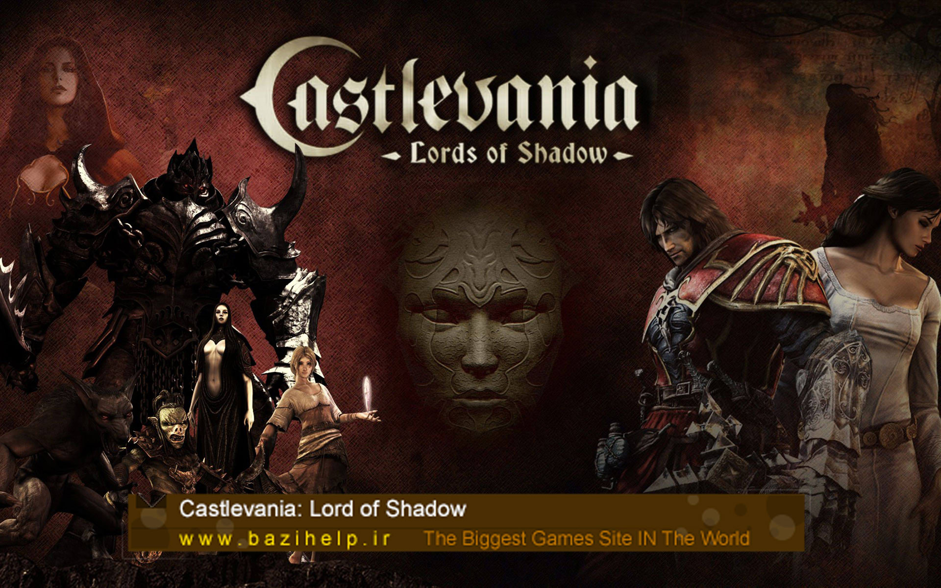 Castlevania Lord of Shadow Trainers_bazihelp.ir