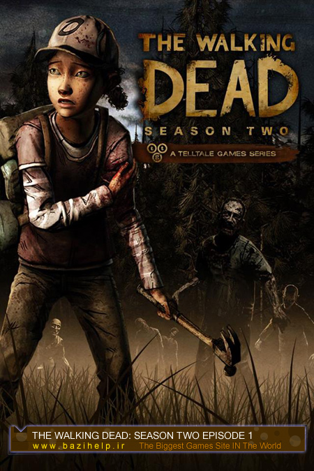 The Walking Dead: Season Two Episode 1 cover