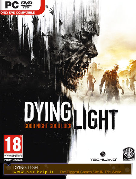 Dying Light cover pc
