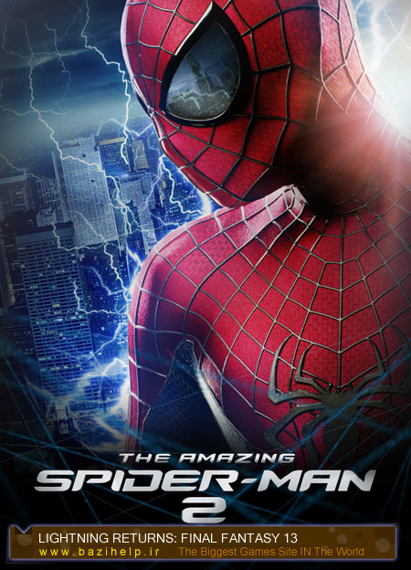 Amazing Spider-Man 2 اسپایدرمن