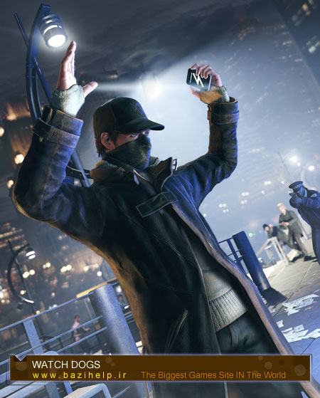 Watch Dogs واچ داگز
